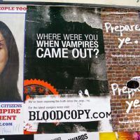 Writer/Community Manager, BloodCopy.com (2008) * thumbnail image