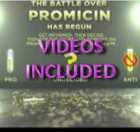 Writer/Head Writer, The Battle Over Promicin (2007) ~~ thumbnail image